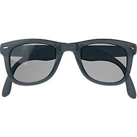 Sonnenbrille Glamour, aus Kunststoff, UV 400-Schutz, Werbeanbringung auf Bügel mögl.