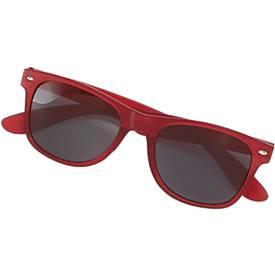 Sonnenbrille Popular, UV 400 zertifiziert, gefrosteter Kunststoffrahmen