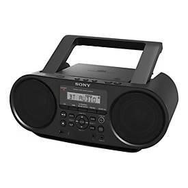 Sony ZS-RS60BT - Ghettoblaster - CD, USB-Host