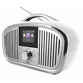 Soundmaster Internetradio IR4000WE, DAB+Radio, ...
