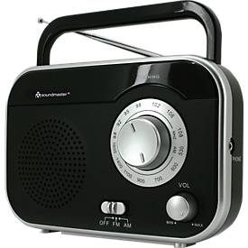 Soundmaster UKW-MW-Radio TR 410, tragbar, UKW-/...