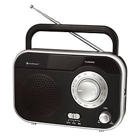 Soundmaster UKW-MW-Radio TR 410, tragbar, UKW-/MW-Radio, Kopfhöreranschluss
