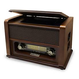 Soundmaster® NR976 Nostalgie-Musikcenter, mit C...