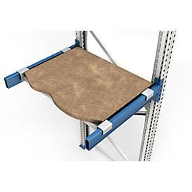Spanplatte für Palettenregal PR 600 zum Einlegen - 1.900 x 1.100 mm