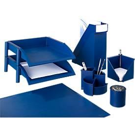 Spar-Set Linear, blau