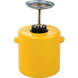 Sparanfeuchter STANDARD LINE, aus Polyethylen, 1, 2 oder 4 Liter Fassungsvermögen