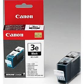 Sparpaket 2 Stück Canon Tintenpatrone BCI-3eBK schwarz