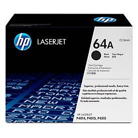 Sparpaket 2 x HP LaserJet CC364X Druckkassette schwarz