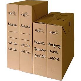 Sparset Archivboxen, 25 Stück + gratis Permanet-Marker 300, 4er-Set