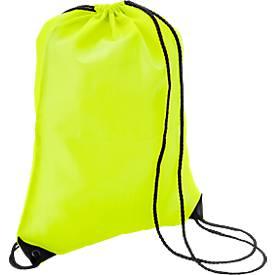 Sparset Schuhrucksack Basic, Polyester, einfarbiger Druck inkl. Grundkosten, 100 St.