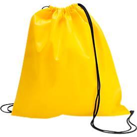 Sparset Turnbeutel Modo, 150 St., inkl. einseitiger, einfarbiger Druck u. Grundkosten, gelb