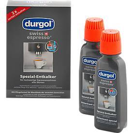 Spezial-Entkalker durgol® swiss espresso®