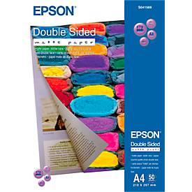 """Spezialpapier EPSON """"Double-Sided Matte Paper"""""""