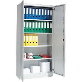 SSI Schäfer armoire BS 2409, acier, 950 x 425 x 1950 mm, 5 HC