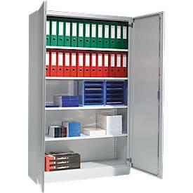 SSI Schäfer armoire de bureau BS 2412, acier, 1200 x 425 x 1950 mm, 5 HC