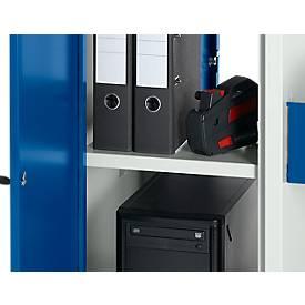 Stahl-Fachboden für PC-Schrank