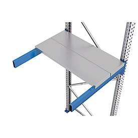Stahlpaneele für Palettenregal PR600 zum Auflegen - 1.900 x 1.100 mm