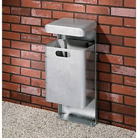 Stand-Abfallbehälter, 35 Liter