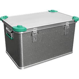 Standaard-box, met stapelhoeken