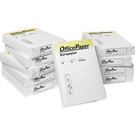 Standard-Kopierpapier, DIN A4, 80 g/qm, 10 x 500 Blatt