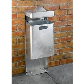 Standascher-/Abfallkombination, 35 Liter