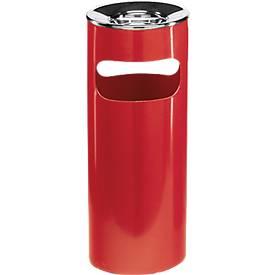 Standascher mit Abfallbehälter