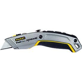 STANLEY Doppelklingenmesser Fat Max™ Xtreme, mit zwei einziehbaren Klingen