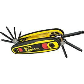 STANLEY Stiftschlüssel-SET FatMax?, 8-teilig