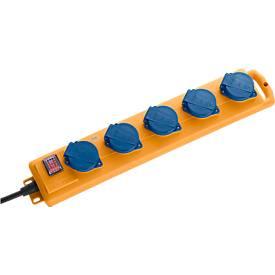 Steckdosenblock brennenstuhl® Super-Solid SL 544