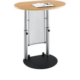 Steh-/Sitzarbeitsplatz