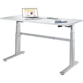 Steh-/Sitzarbeitsplatz Komfort, 1600 mm