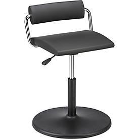 Stehhilfe Sweemo Stand, Kunstleder Skai, Sitzhöhe 580-850 mm