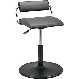 Stehhilfe Sweemo Swing, Kunstleder Skai, Sitzhöhe 410-610 mm/580-850 mm