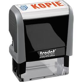 Stempel trodat® Eco-Printy Office