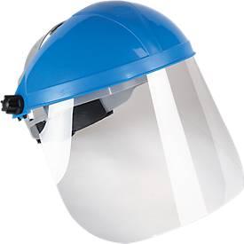 Stirn- und Gesichtsschutz