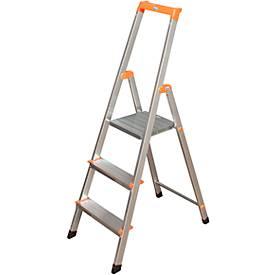 Stufenleiter Solidy, 3 Stufen