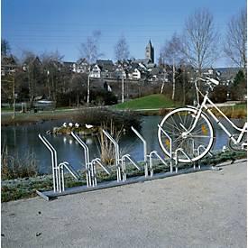 Support à vélos à 6 emplacements