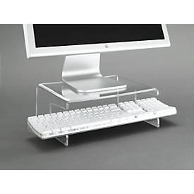 Support acrylique pour écran plat
