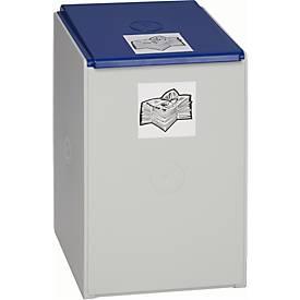 Système de collecte pour matières recyclables Karat 2000, élément d'extension, 40 litres