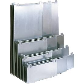 System FR 0 - Trennwände, 150 mm hoch
