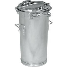 System-Mülleimer, 50 l, mit Bügel