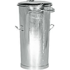 System-Mülleimer, 65 l, ohne Bügel