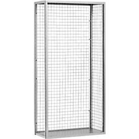 System R 4000 Gitter-Seitenwand, für Bauhöhe 2171 mm