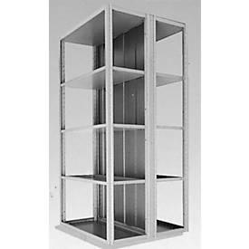 System R 4000 Mehrteilige Paneel-Mittelwand, für Feldlänge 995 mm