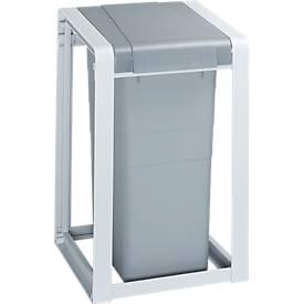 Système de collecte pour matières recyclables, modulable