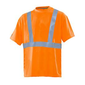 T-shirt HV Klasse 2 orange L