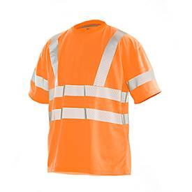 T-shirt HV orange L
