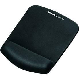 Tapis de souris avec repose-poignet Fellowes PlushTouch, antidérapant, ergonomique