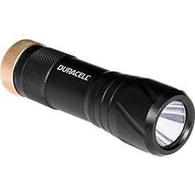 Taschenlampe Duracell Tough, CMP-9, 1 Watt Super Clear LED, Leuchtkraft 70 Lumen