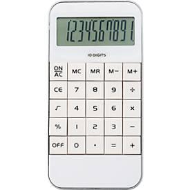 Taschenrechner Phone, weiß